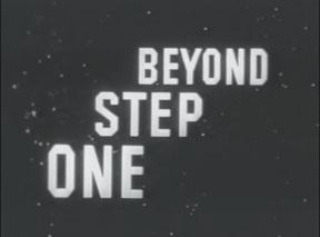 One Step Beyond tv series